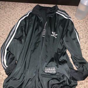 Adidas Ultrastar Athletic Jacket